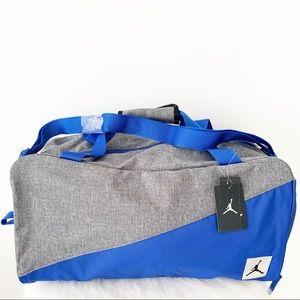 NIKE Jordan Duffel Bag Travel Gym School Duffle